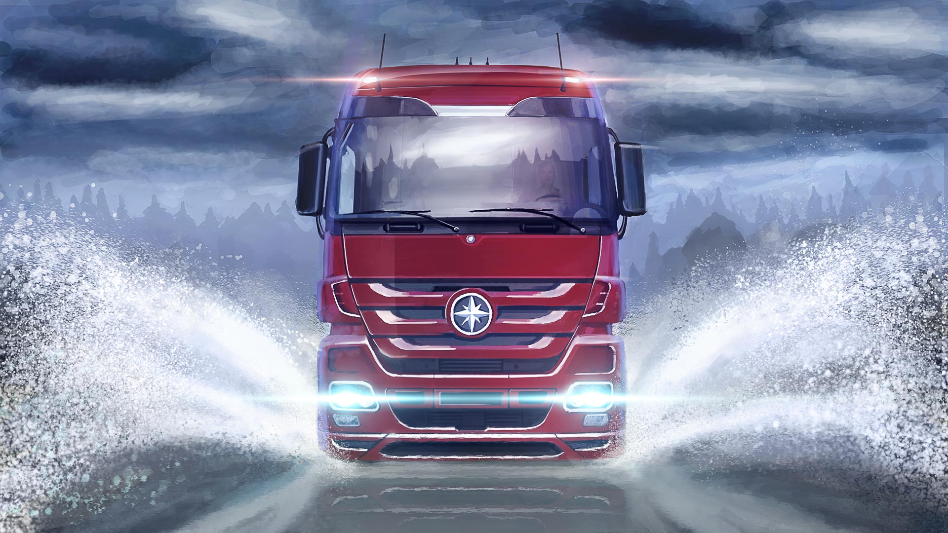 Steam Card Exchange Showcase Euro Truck Simulator 2