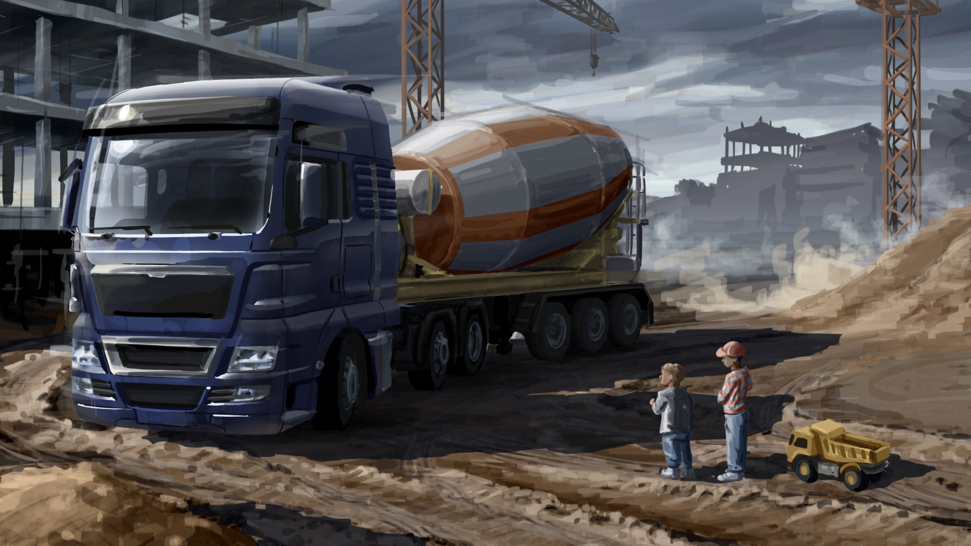 f48e1827cc3 Steam Card Exchange :: Showcase :: Euro Truck Simulator 2