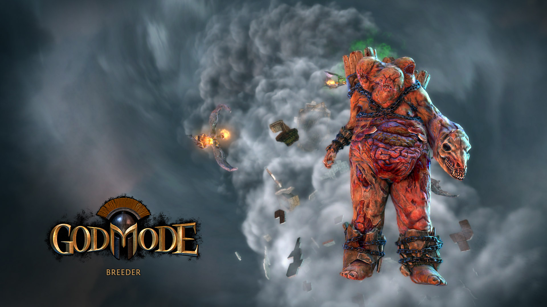 Showcase :: God Mode