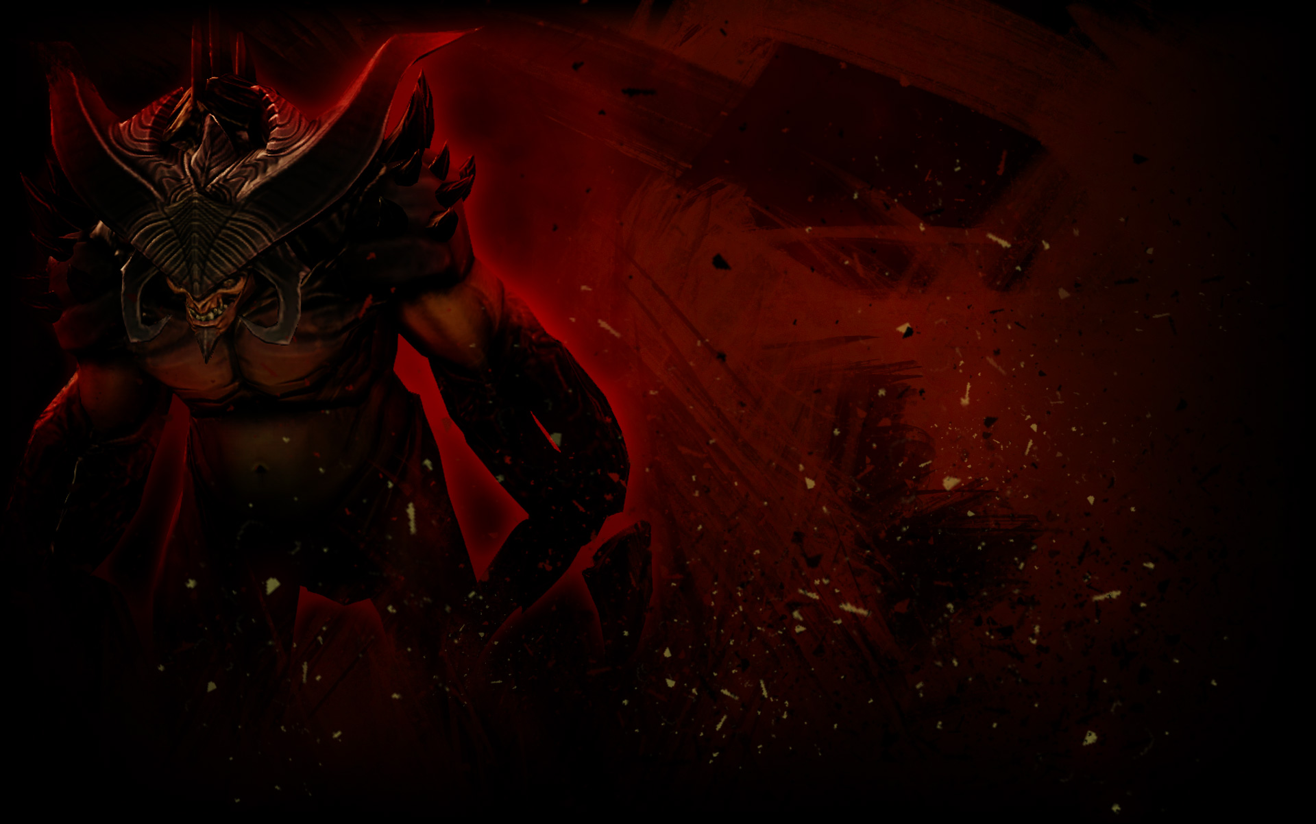 Steam community market listings for 230230 demon profile background view full size voltagebd Images