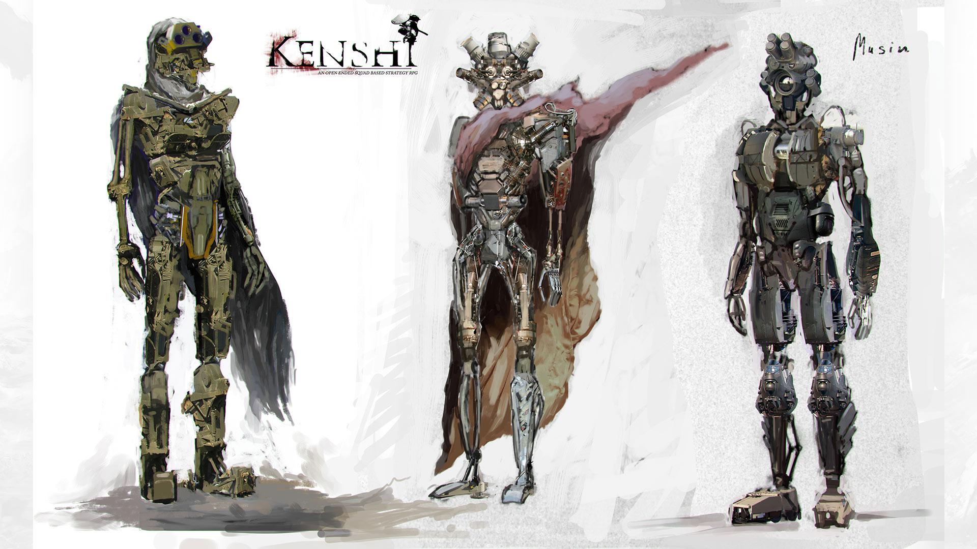 Showcase :: Kenshi