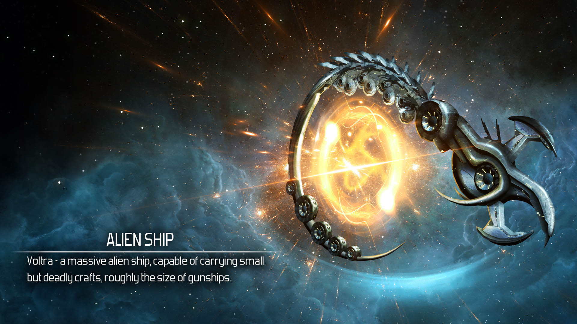 Steam card exchange showcase starpoint gemini 2 card 1 of 8artwork alien ship malvernweather Image collections