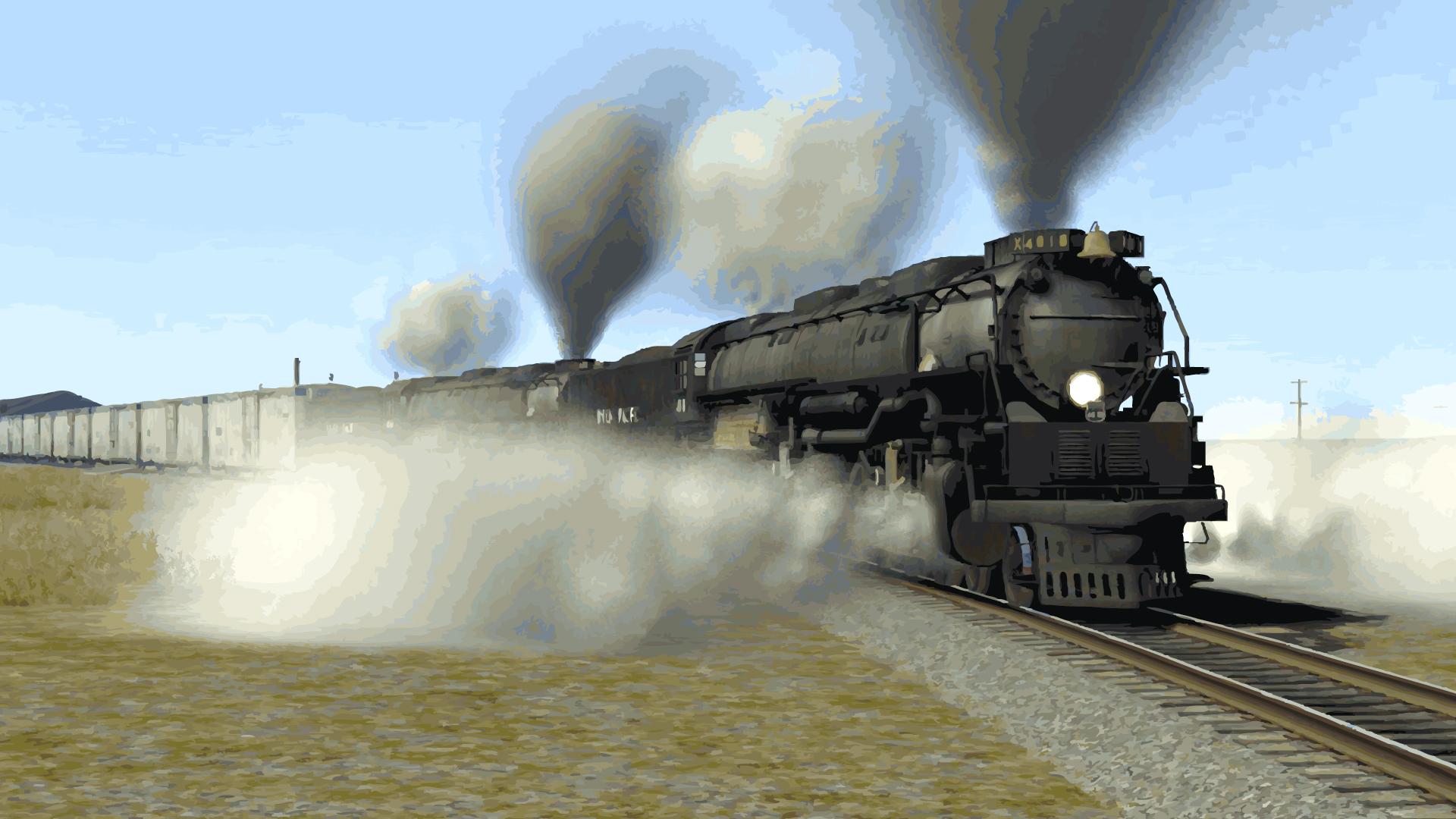 Showcase :: Train Simulator
