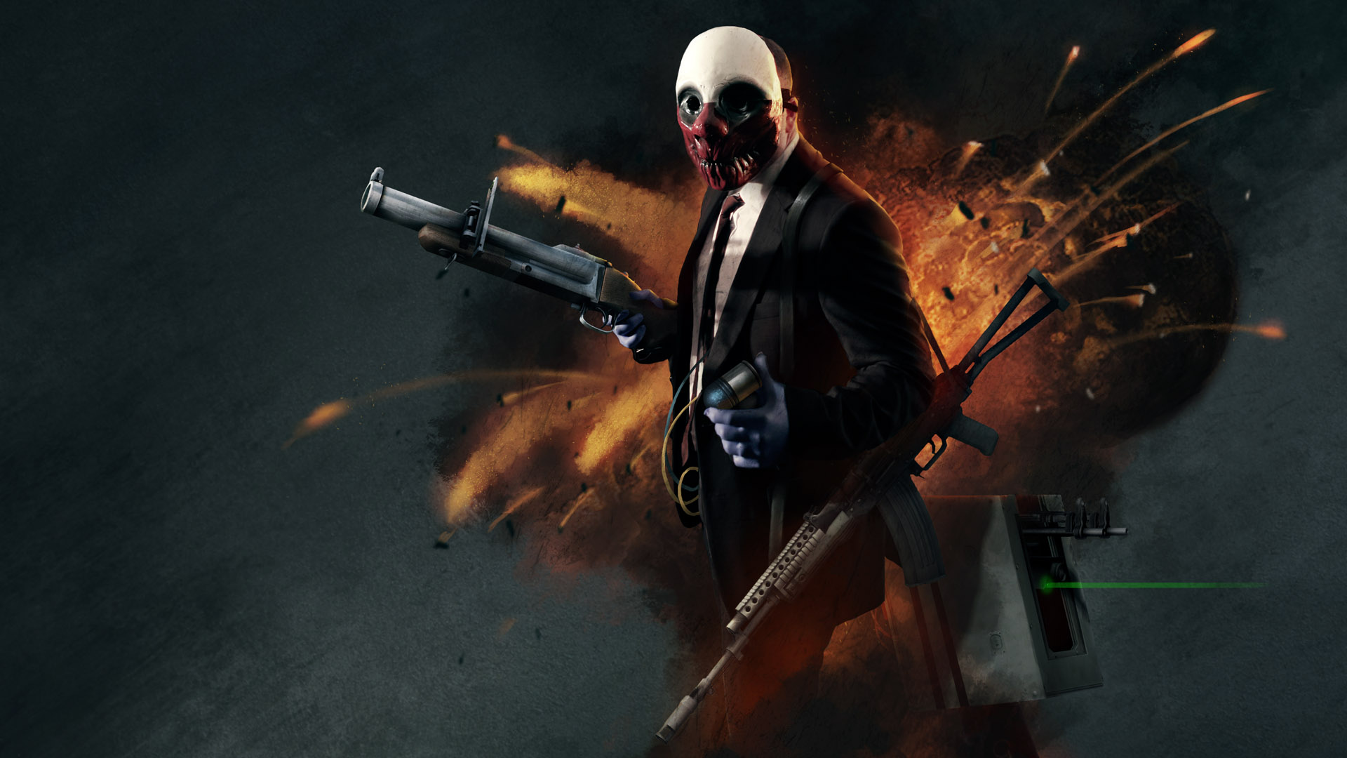 Showcase :: PAYDAY: The Heist