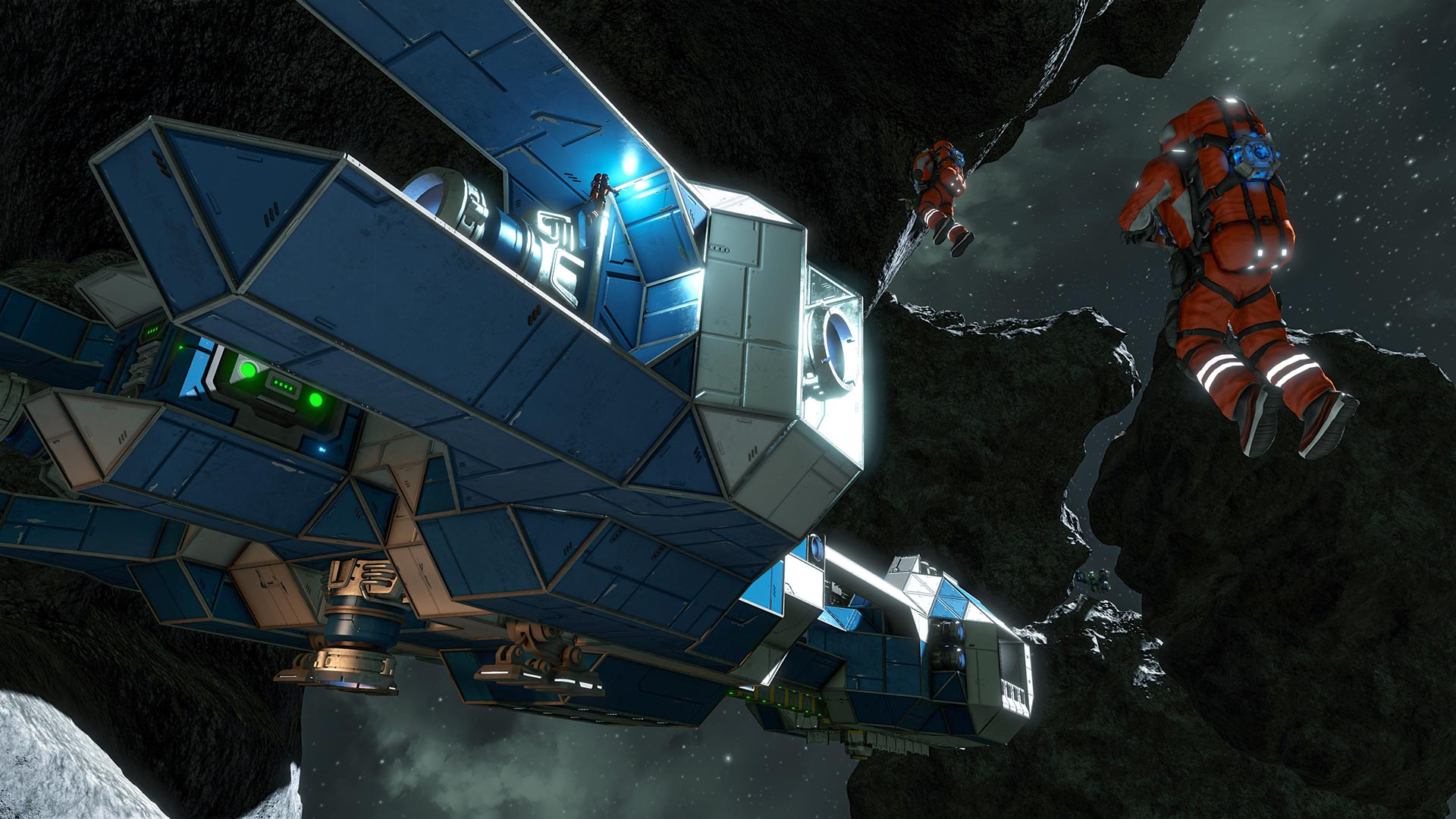 Showcase :: Space Engineers