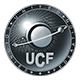 Silver UCF Emblem