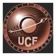 Bronze UCF Emblem