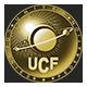 Gold UCF Emblem