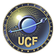 Platinum UCF Emblem