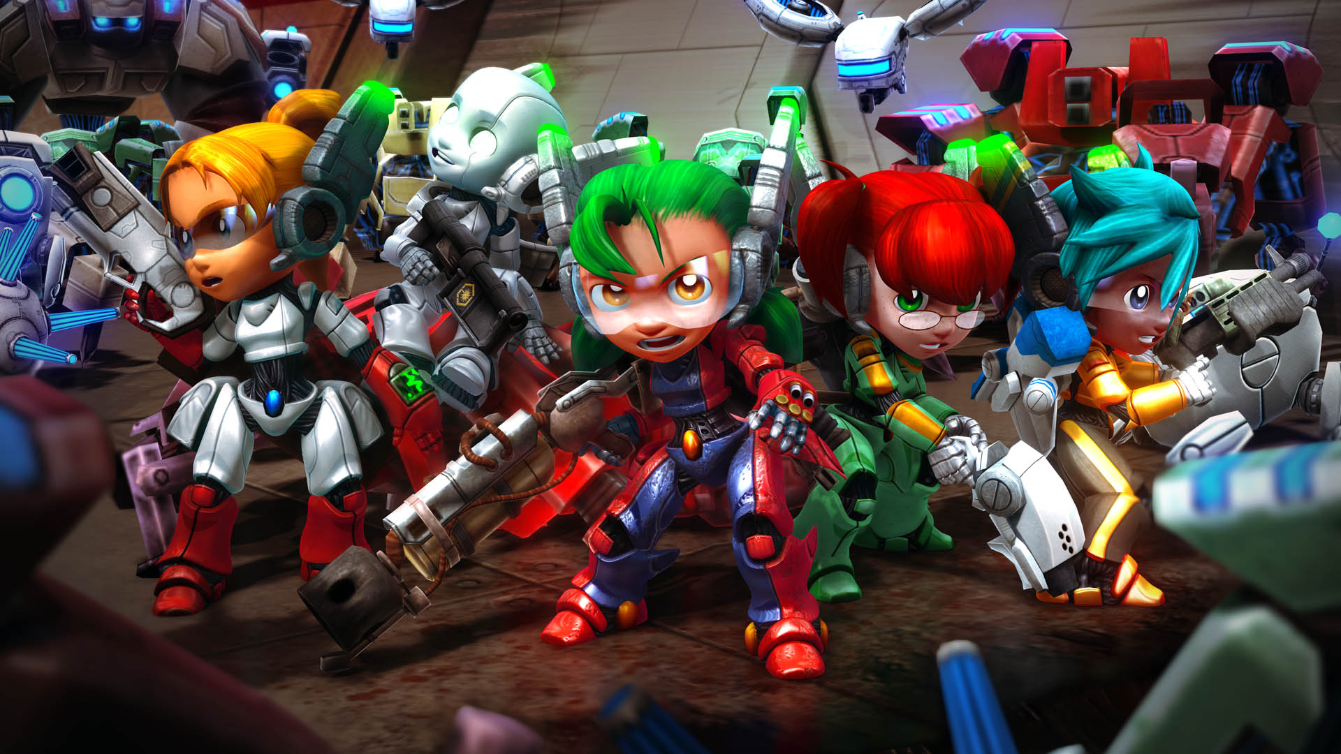 Assault Android Cactus Energizes the Xbox One X soon! @AndroidCactus