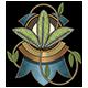 Calvard Republic Badge