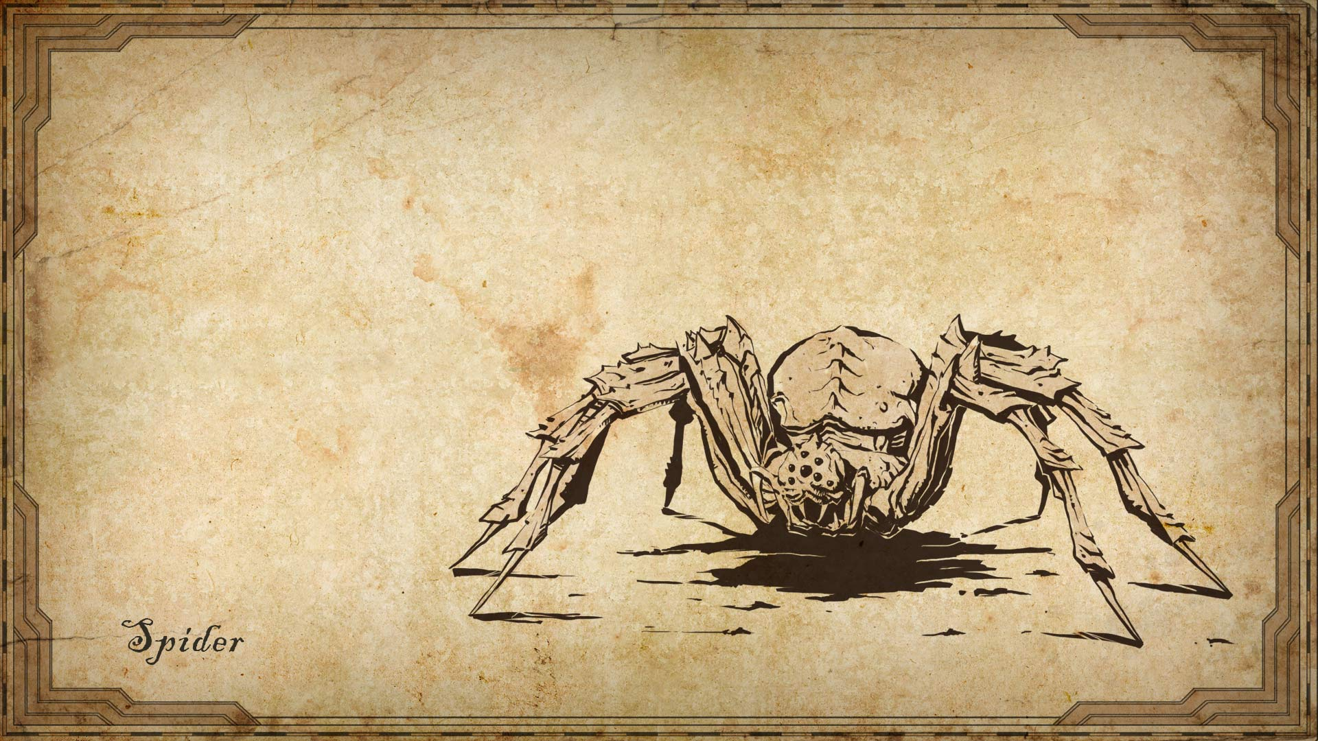 Steam card exchange showcase legend of grimrock 2 card 4 of 8artwork spider publicscrutiny Images