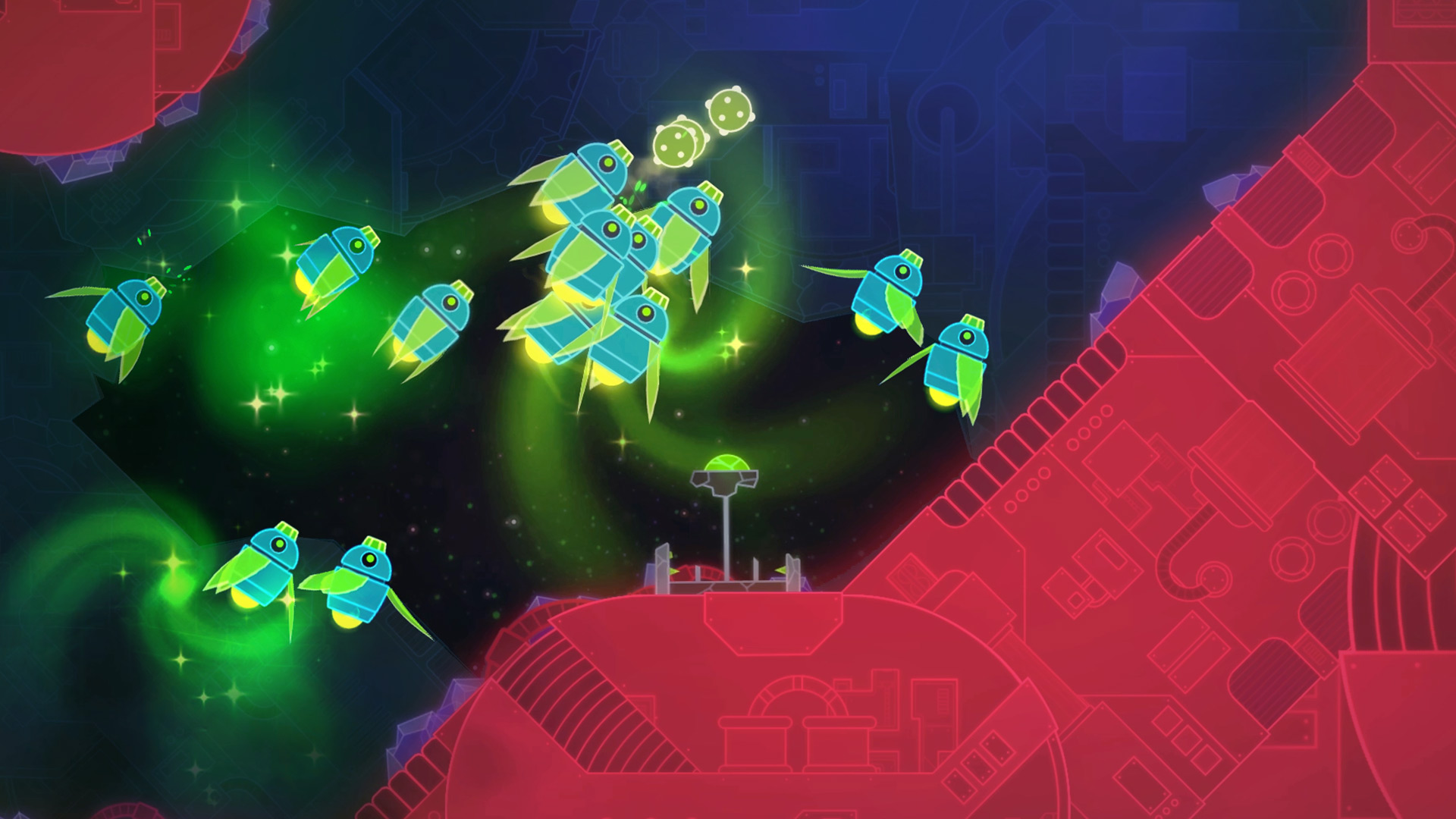 Showcase Lovers In A Dangerous Spacetime