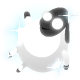 Spherical sheep in vacuum