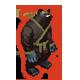 Space Bear Ninja