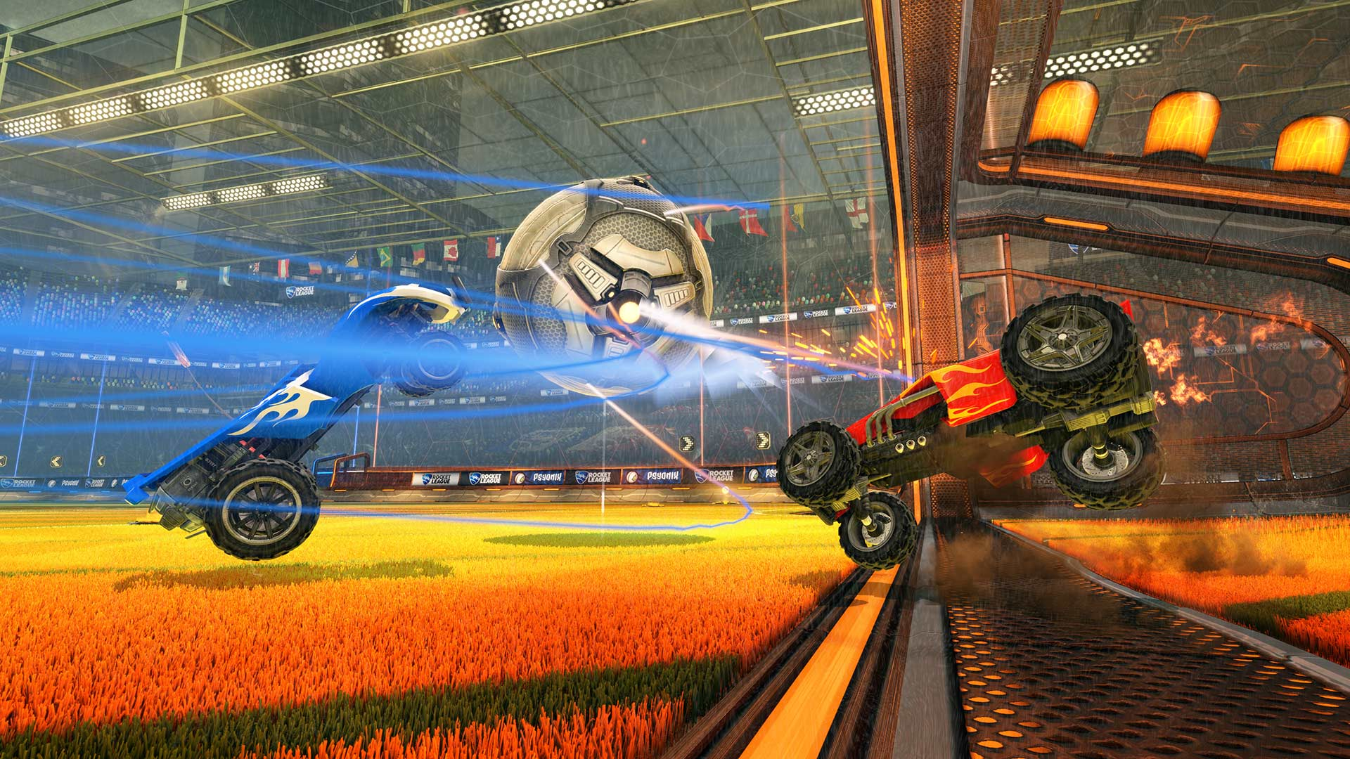 Showcase :: Rocket League