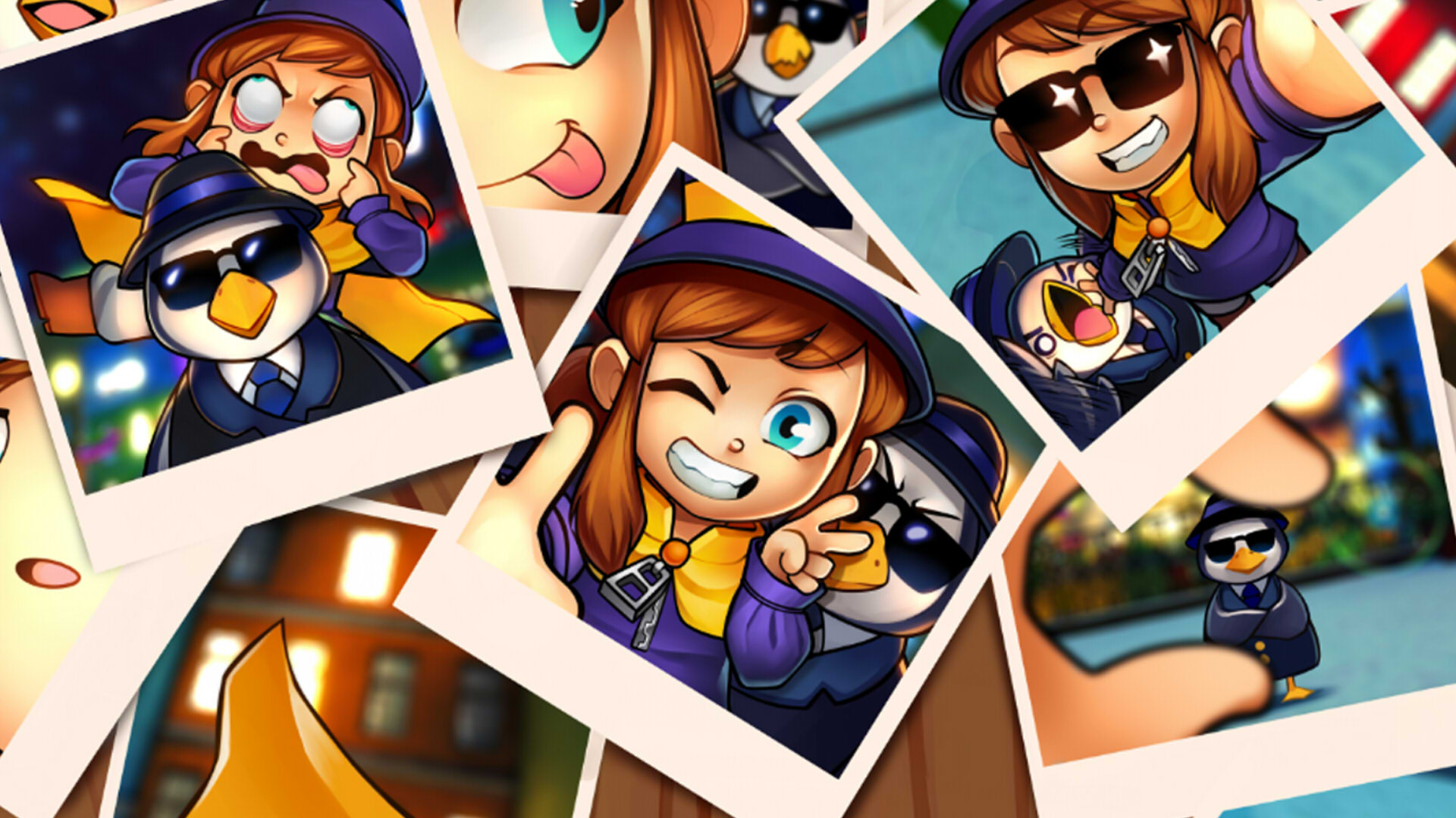 Showcase :: A Hat in Time