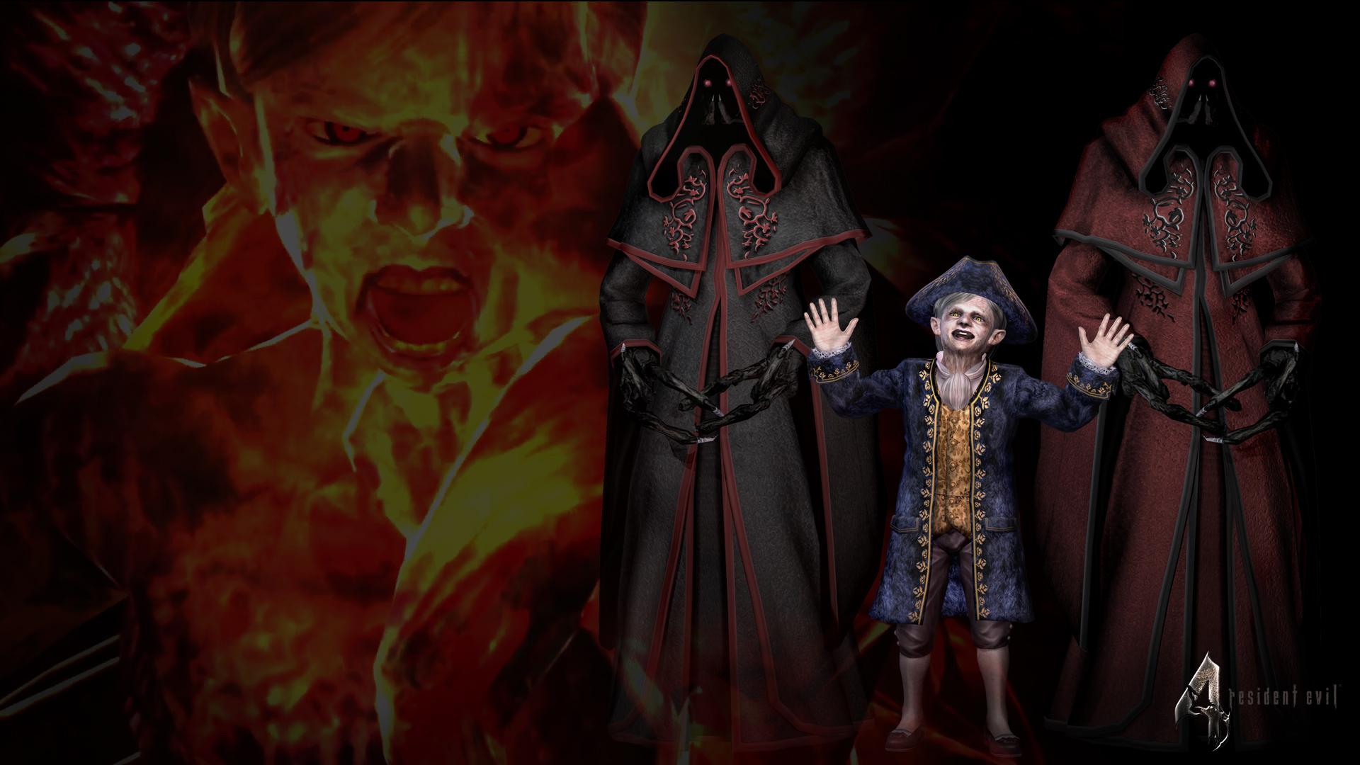 Showcase Resident Evil 4 Biohazard 4