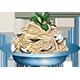 Pasta con Funghi Pappone
