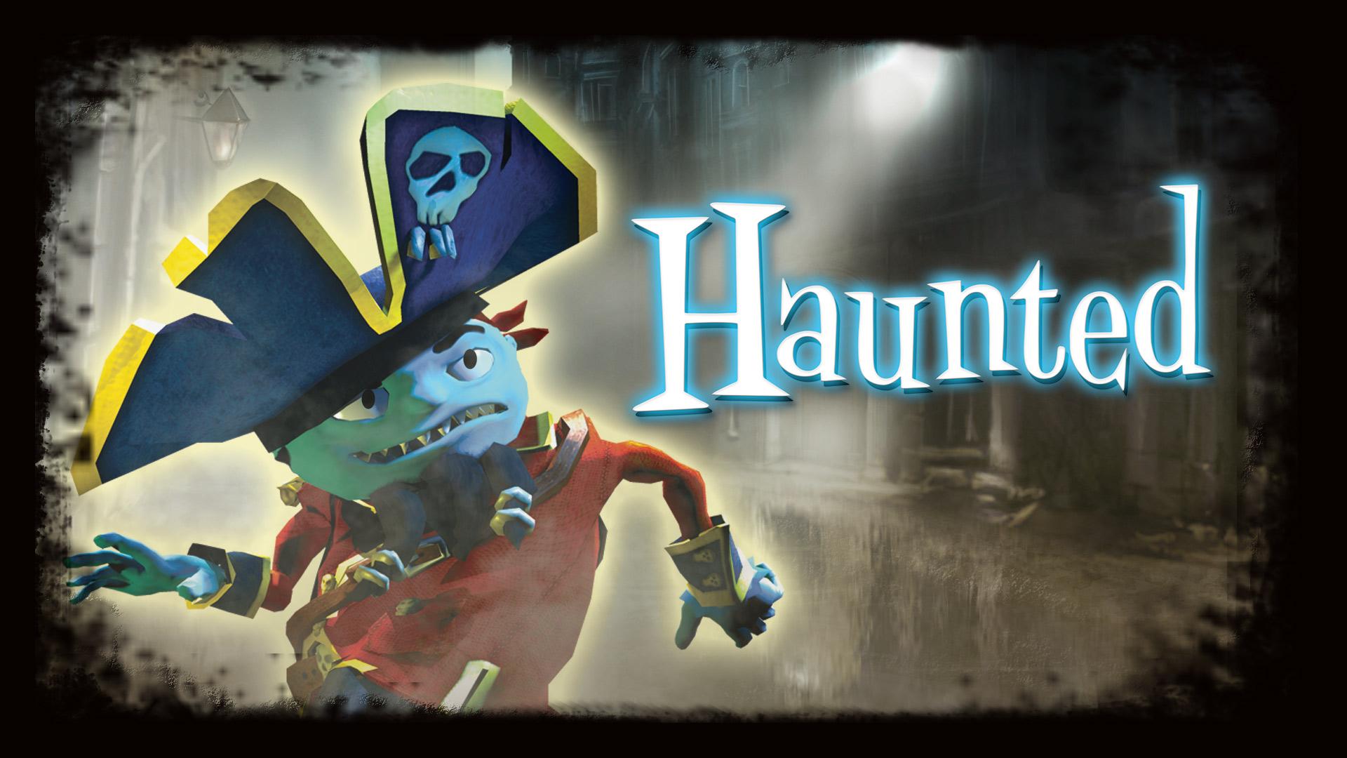 Steam Card Exchange :: Showcase :: Haunted