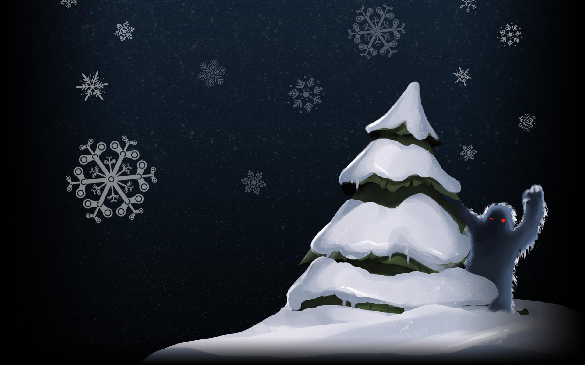 зимняя сказка  фон Fcca86f45b5b5d8d7853600a4d1c7e5cc3c72d30