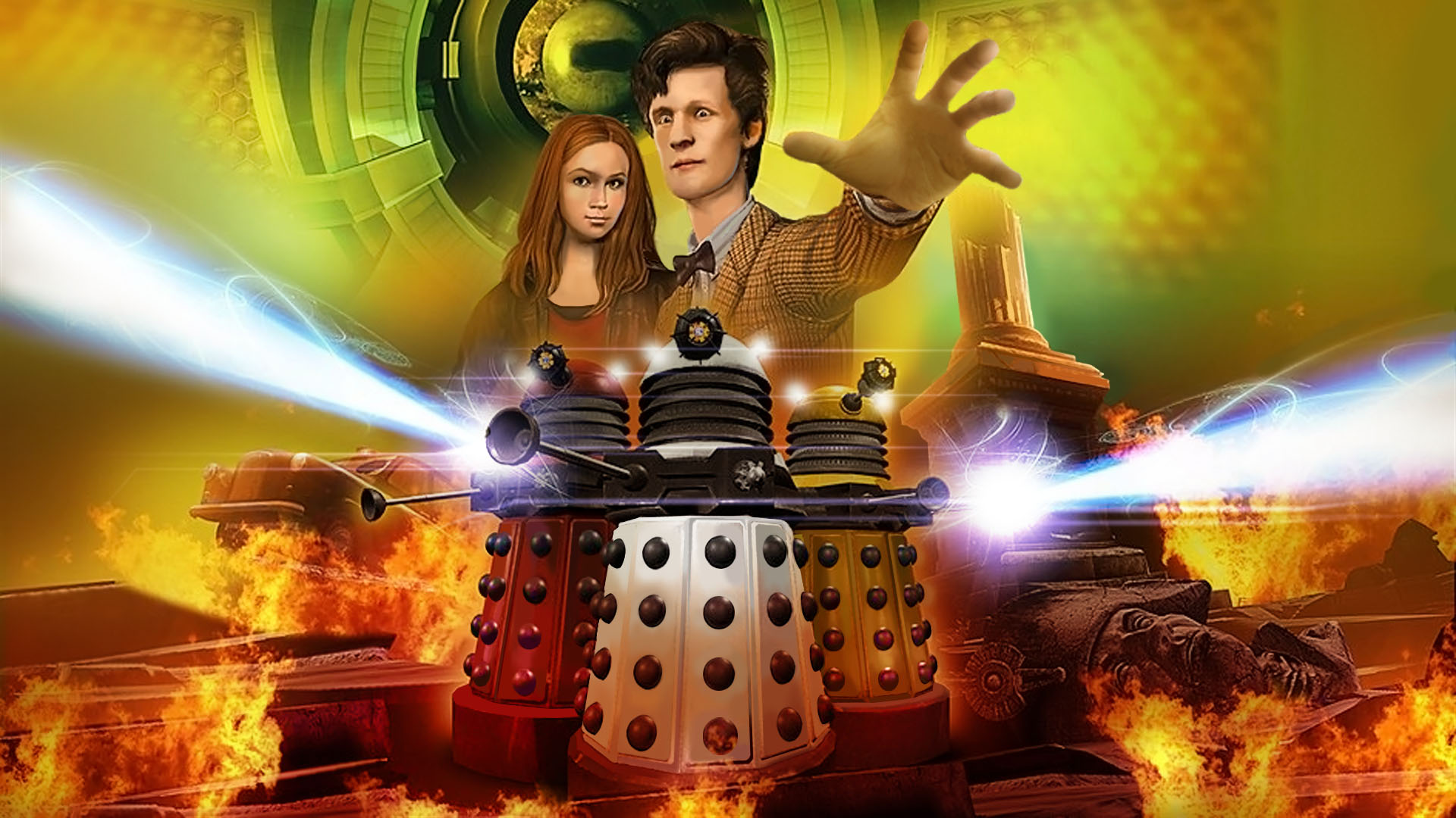 Steam Card Exchange Showcase Doctor Who The Adventure Games Circuit Panic Android 365 Free Download 1 Of 9artwork City Daleks