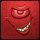 Red Tumblestone