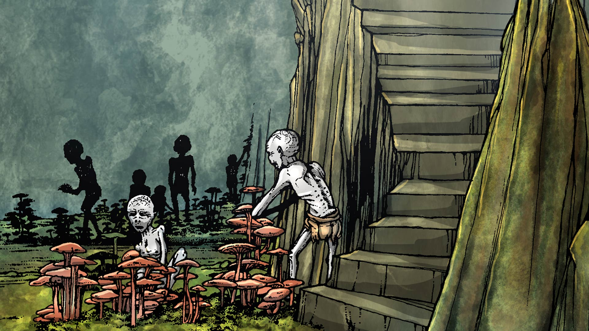 Steam Card Exchange Showcase The Forest Of Doom