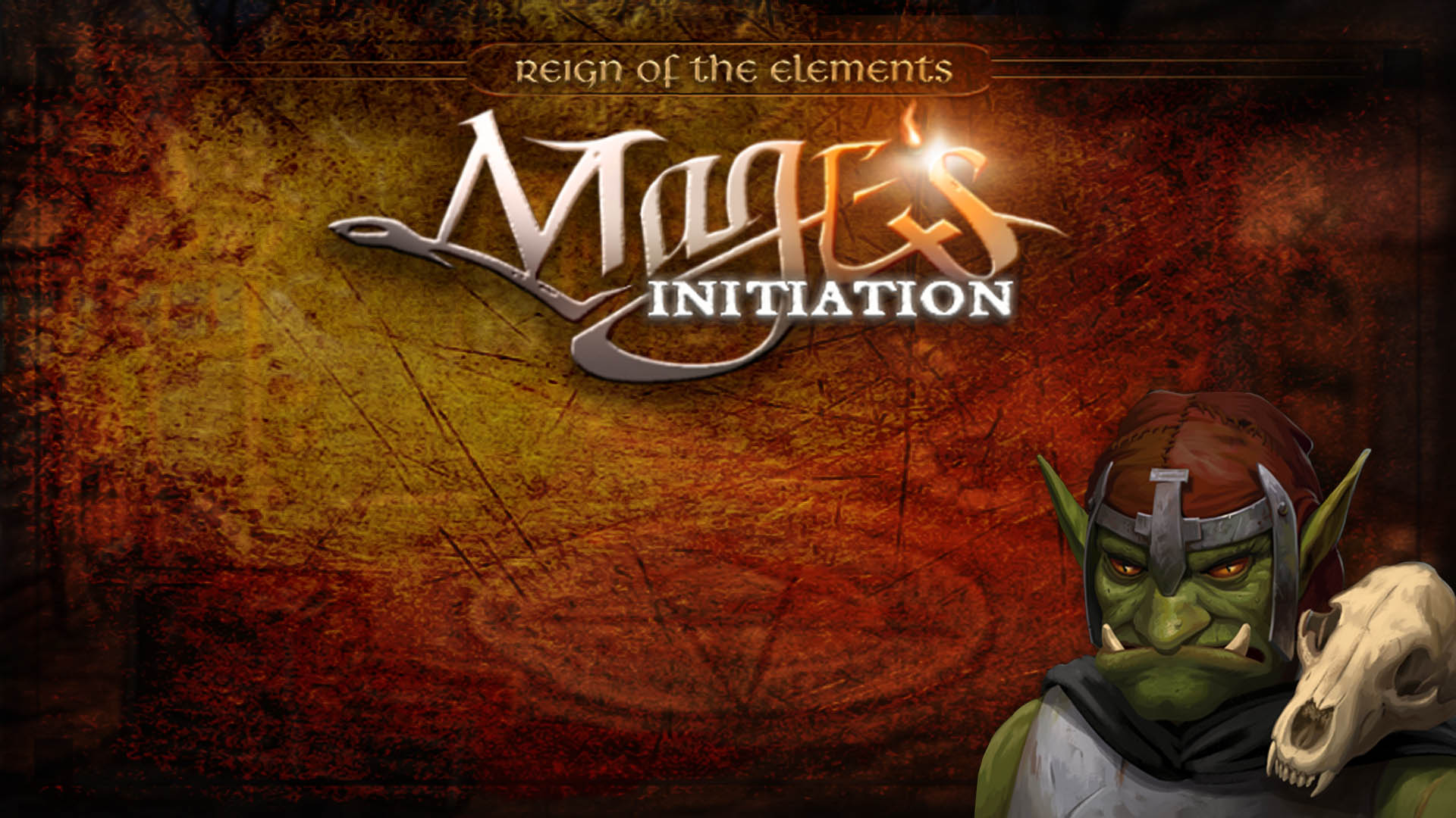 Showcase :: Mage's Initiation: Reign of the Elements