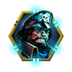 Pirate Captain Black