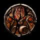 Rusty Emblem
