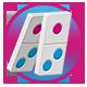 Domino Toppler