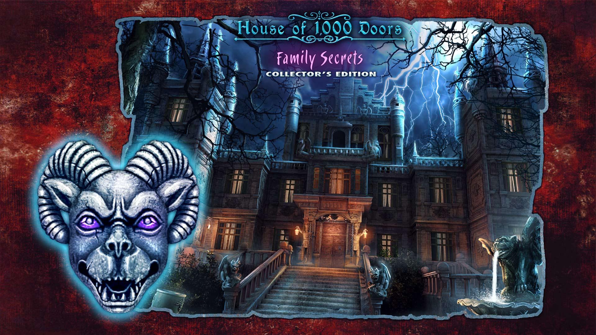 Showcase :: House of 1,000 Doors - Family Secrets