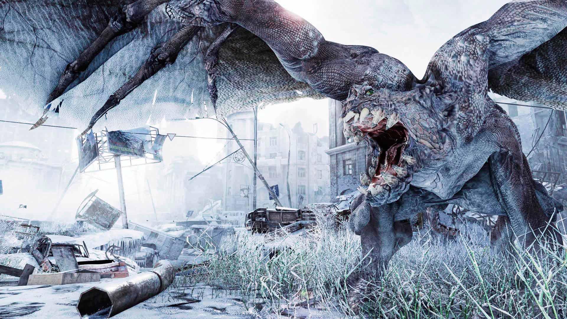 Showcase :: Metro 2033 Redux