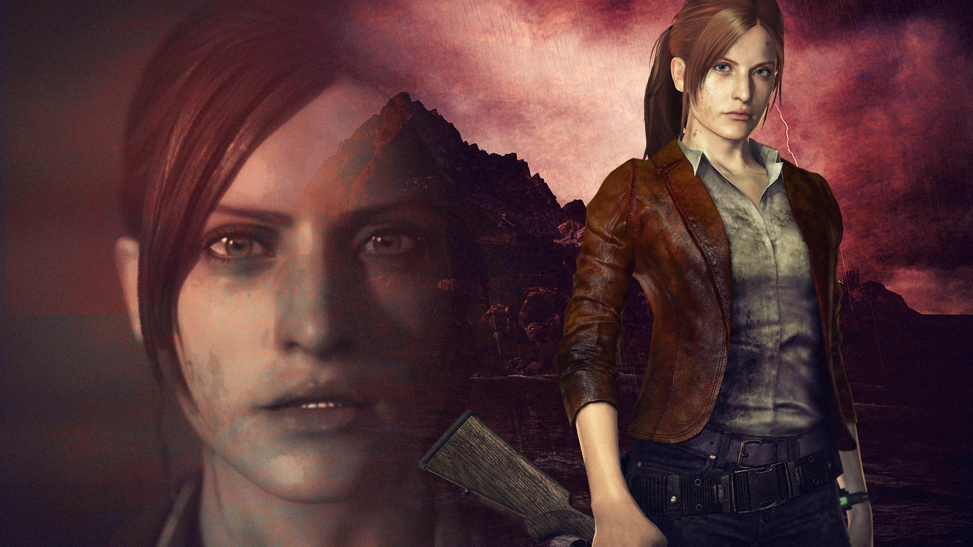 Normal dbabes resident evil claire redfield