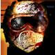 Burning Mask
