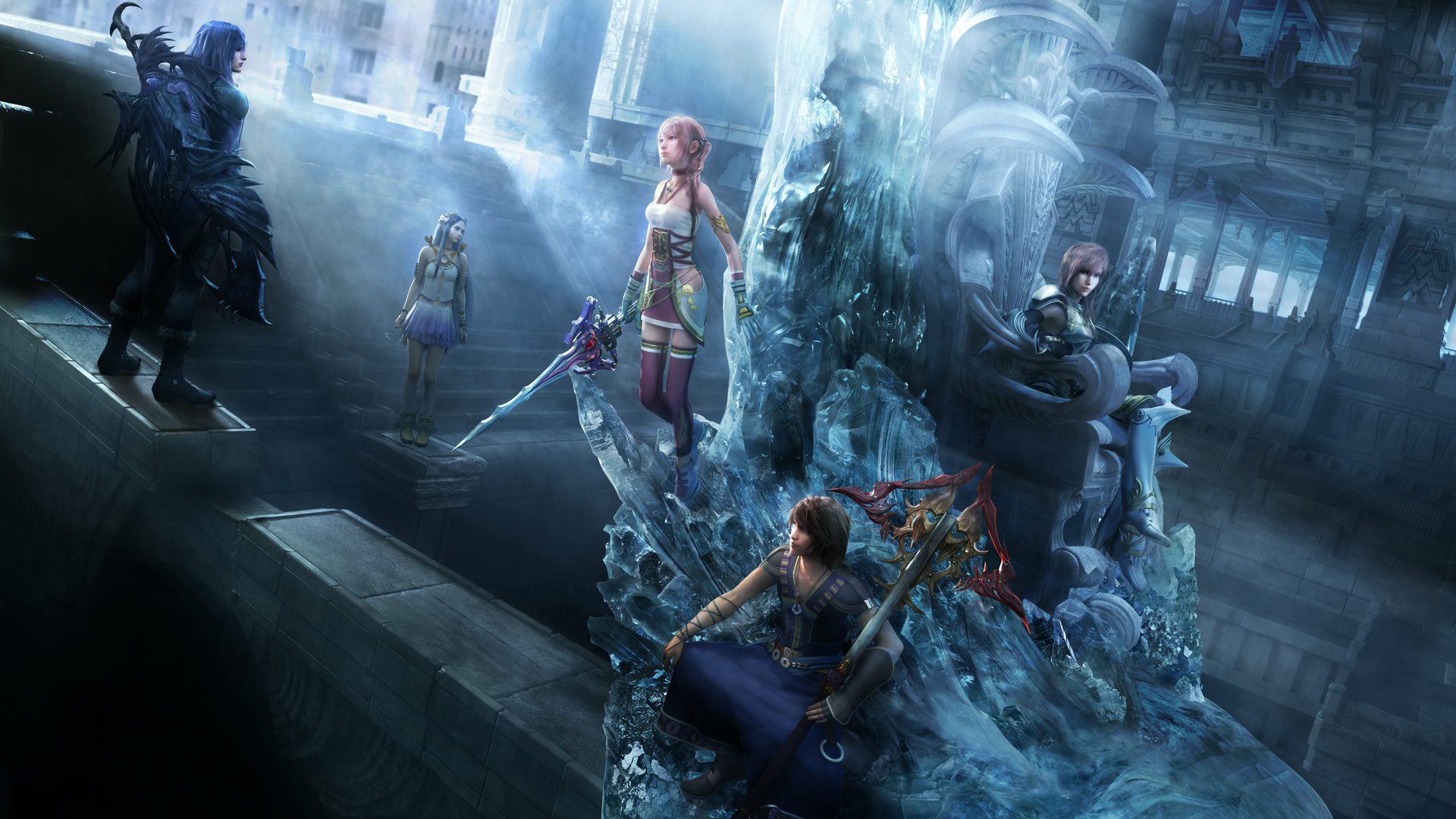 Showcase :: FINAL FANTASY XIII-2