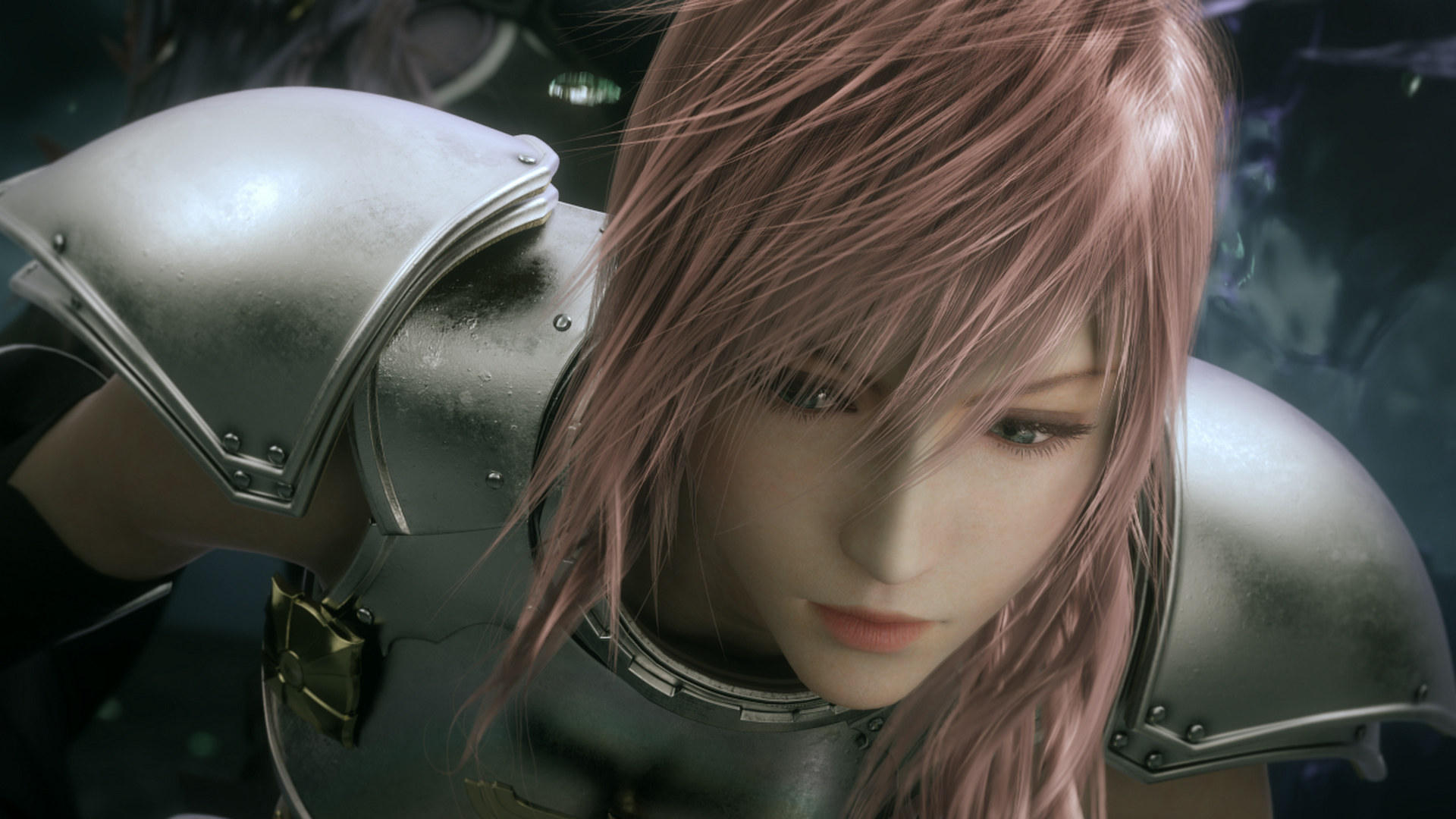 Lightning Final Fantasy 13 Side Boob