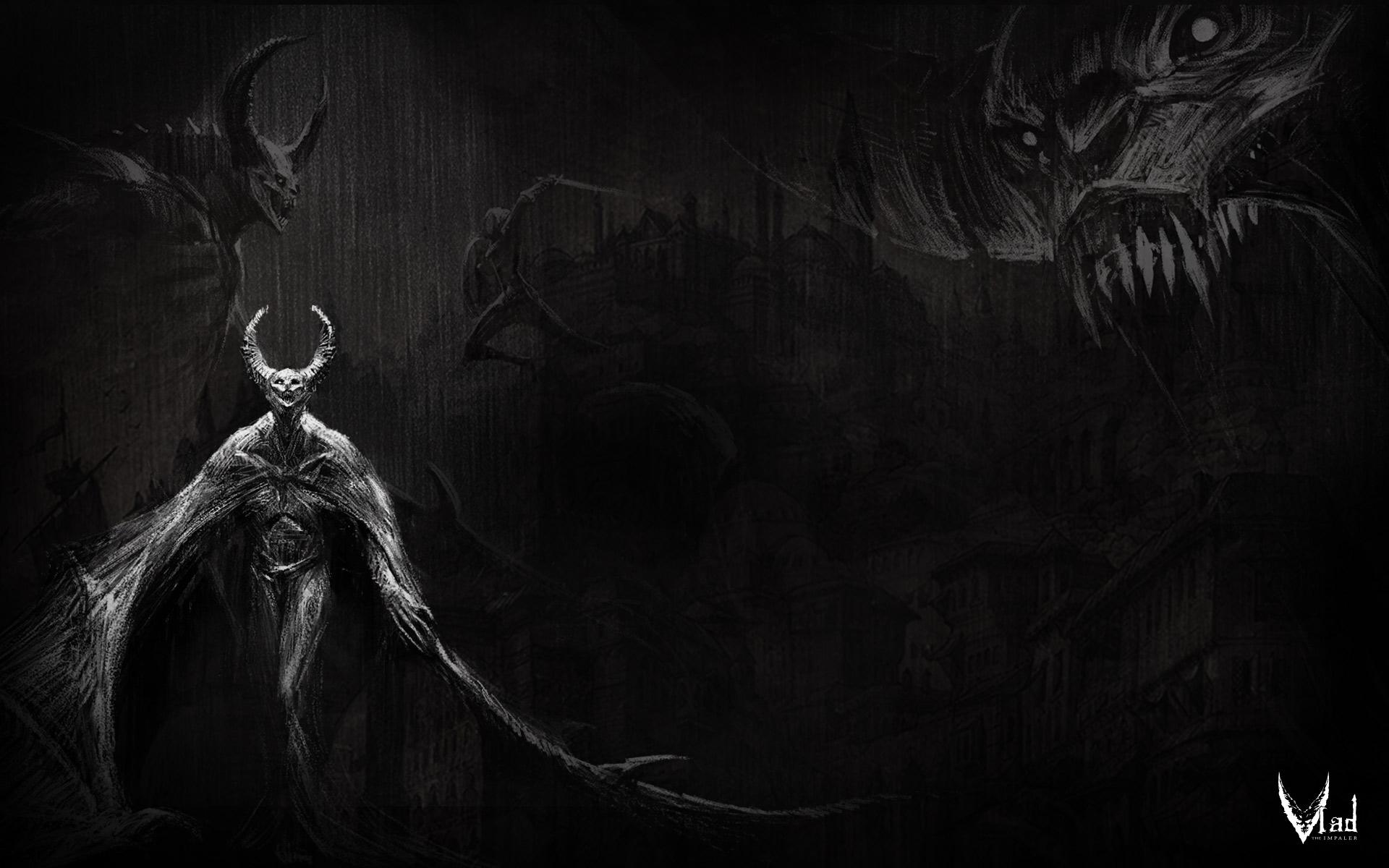 Dracul. Steam. Steam. Vlad the Impaler ...
