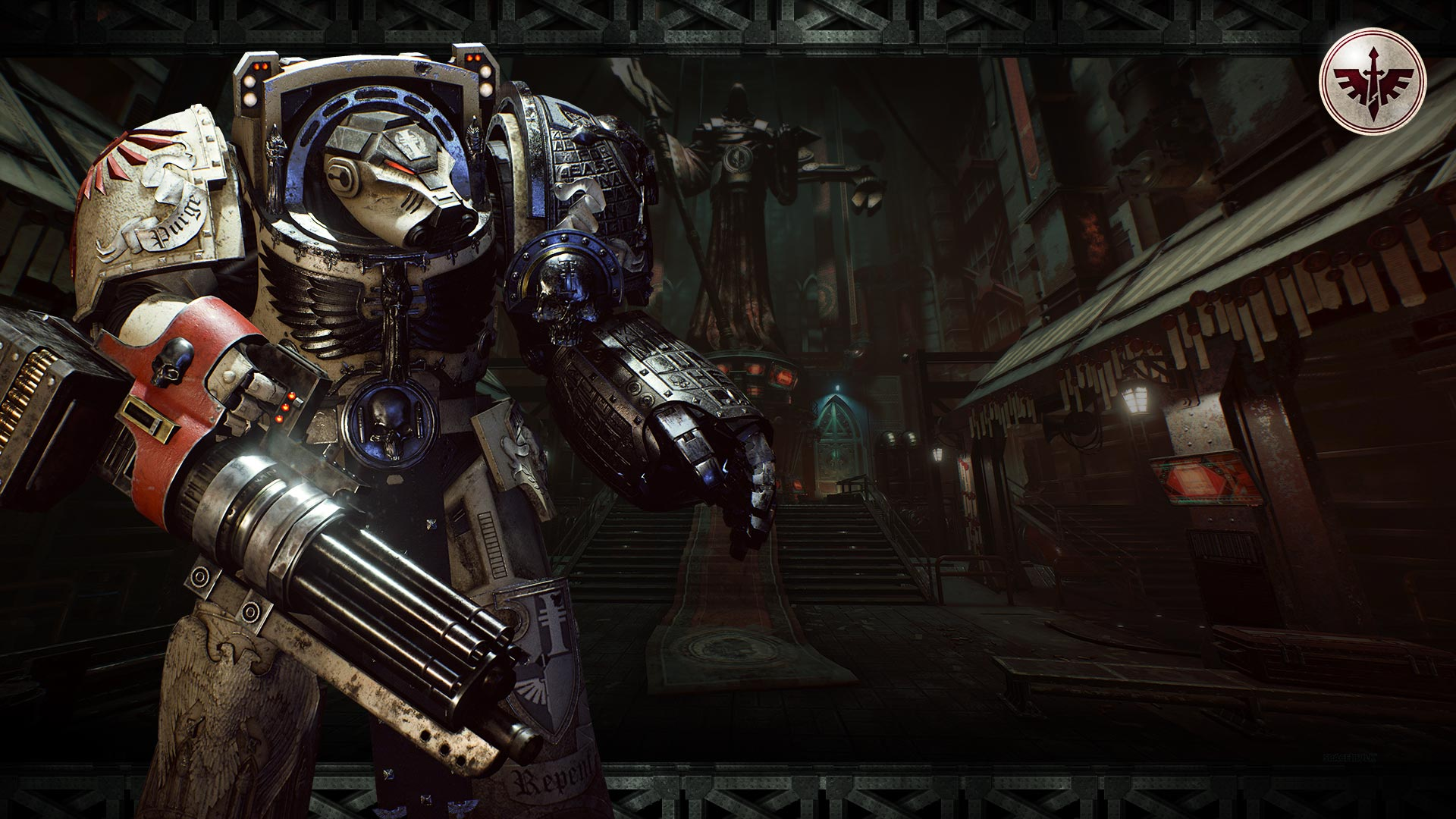 Showcase :: Space Hulk: Deathwing