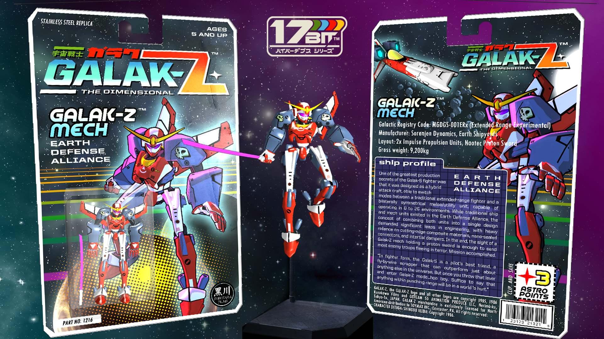 937c431f951 Steam Card Exchange :: Showcase :: GALAK-Z