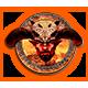 Satan Badge