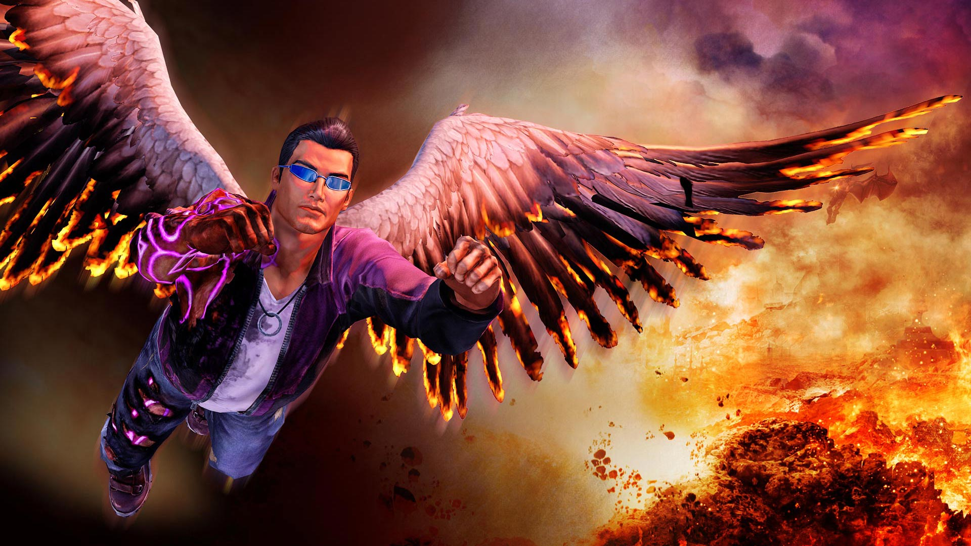 Showcase :: Saints Row: Gat Out Of Hell