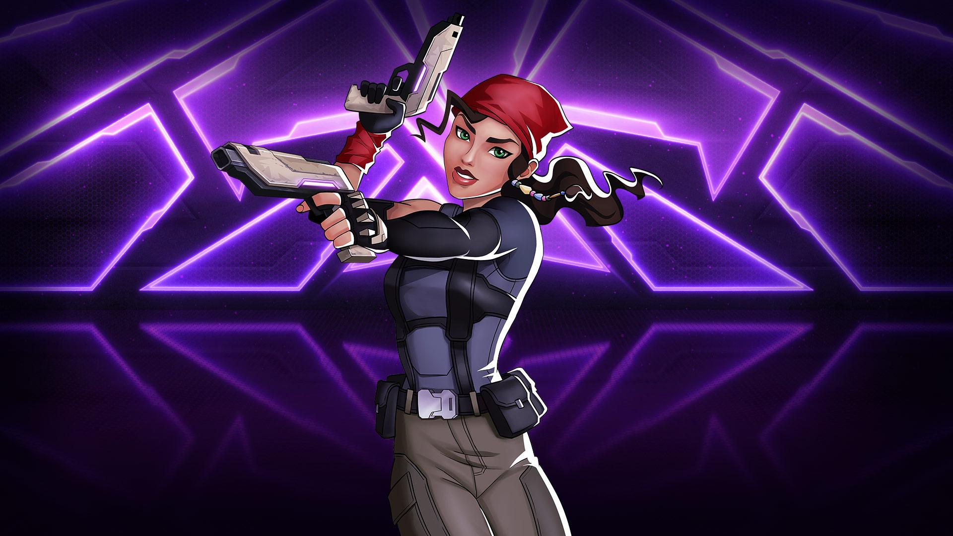 Showcase :: Agents Of Mayhem