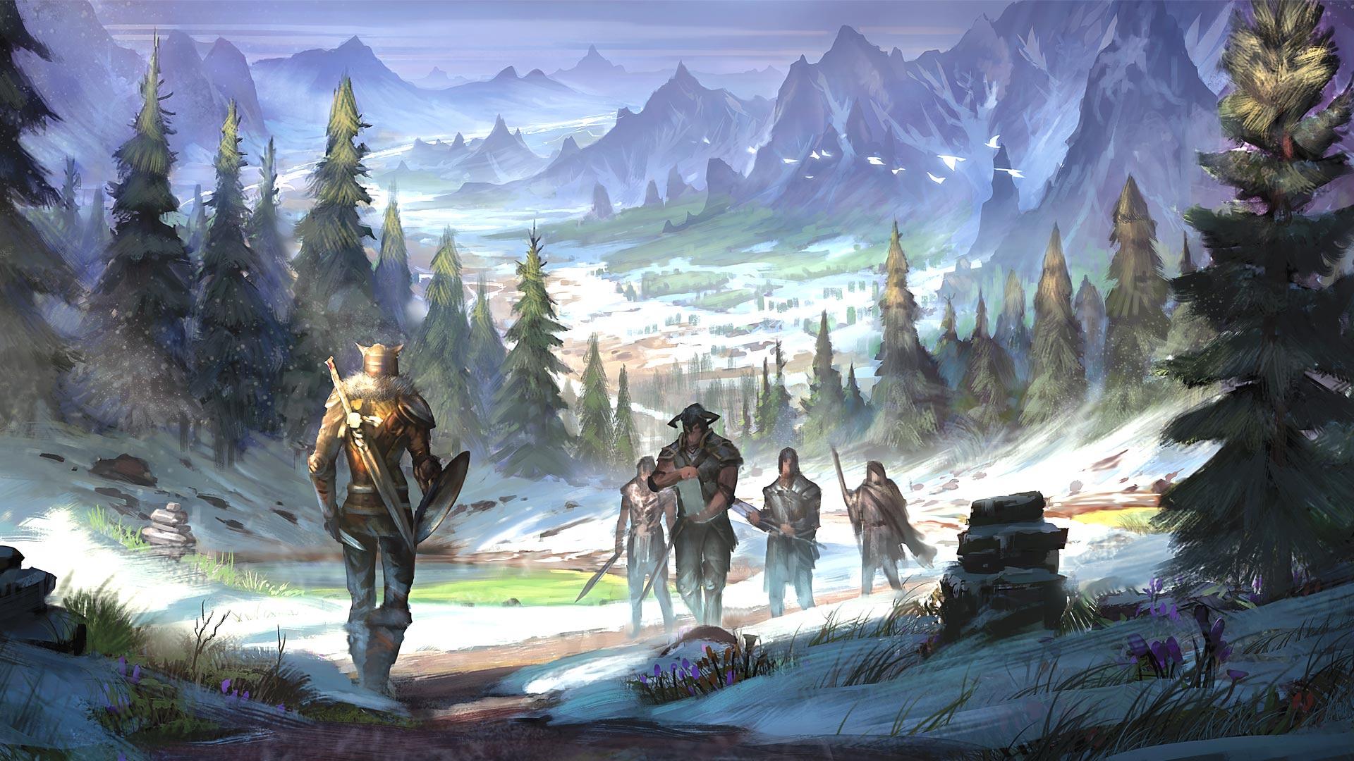 Showcase :: The Elder Scrolls Online