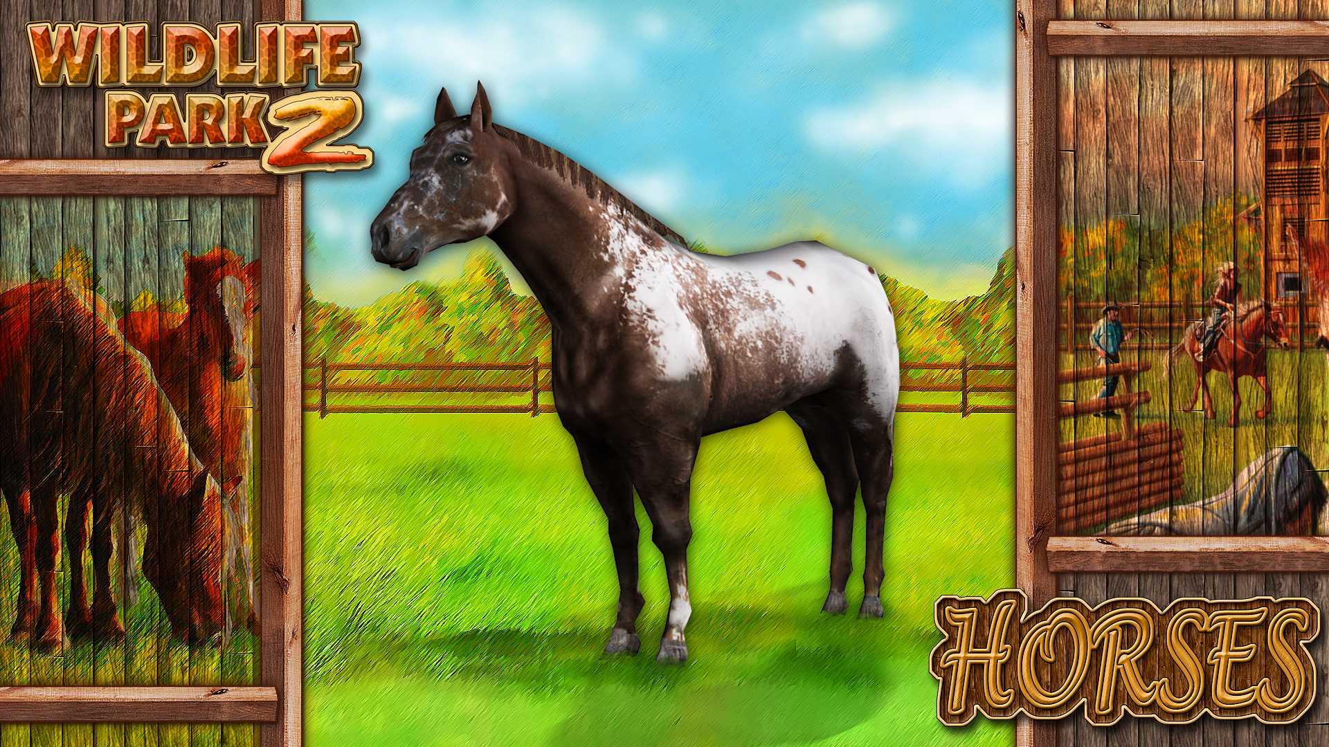 c685bdb469d Steam Card Exchange    Showcase    Wildlife Park 2 - Horses