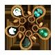 Third emerald