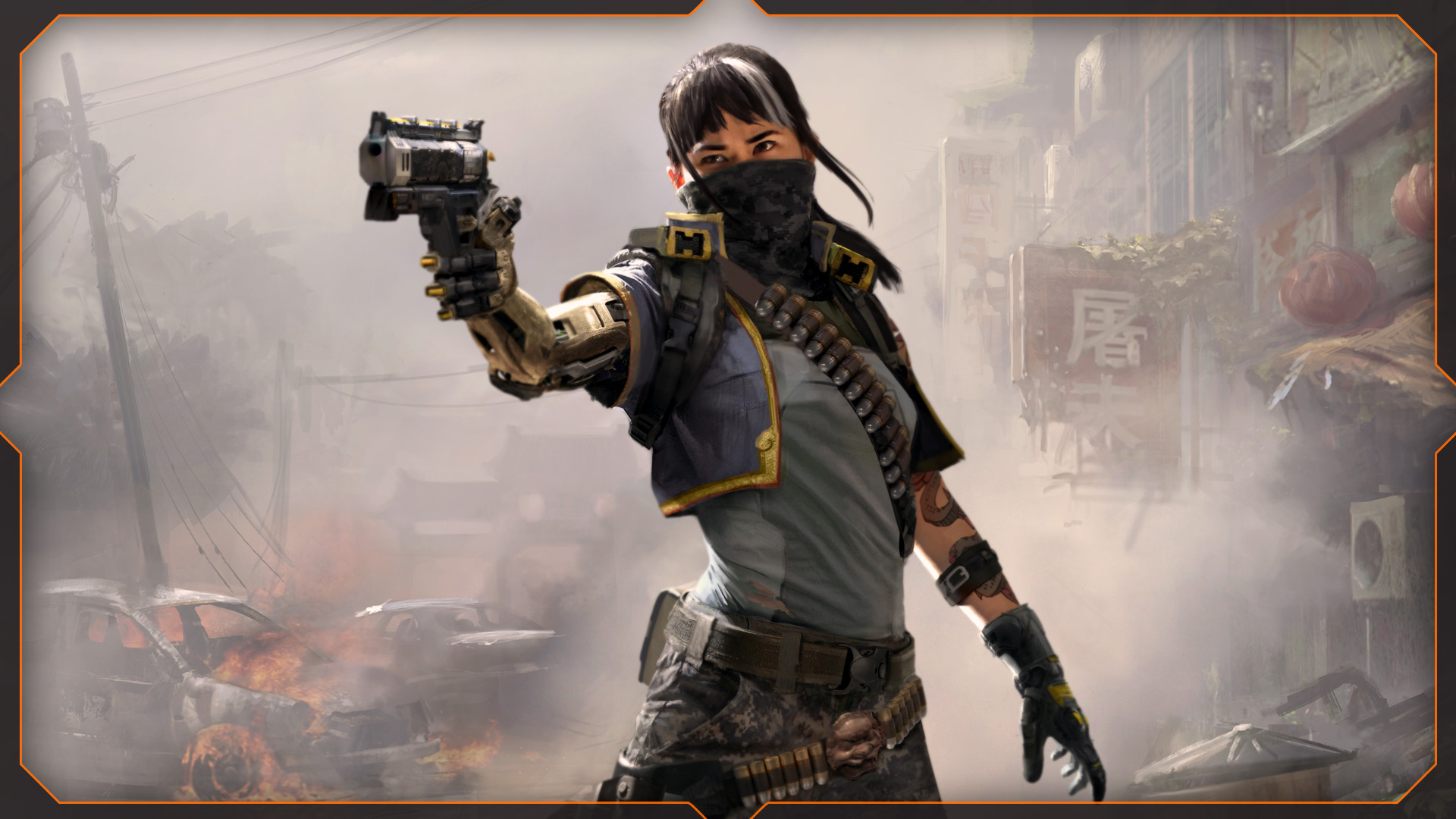 Showcase :: Call of Duty: Black Ops III