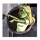 Zombie Cute Rookie