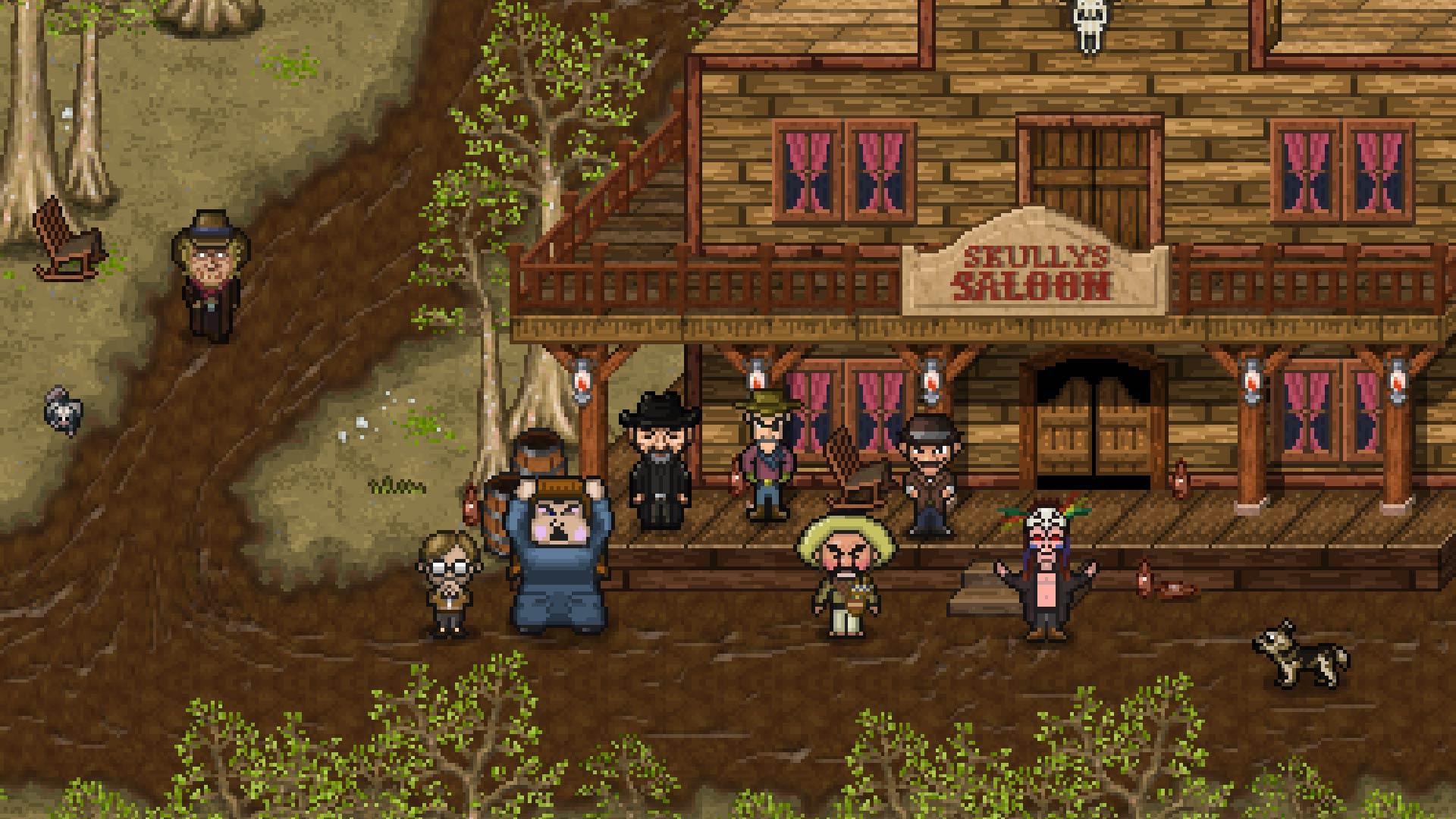 rebuild 3 gangs of deadsville русификатор